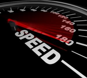 system speedup